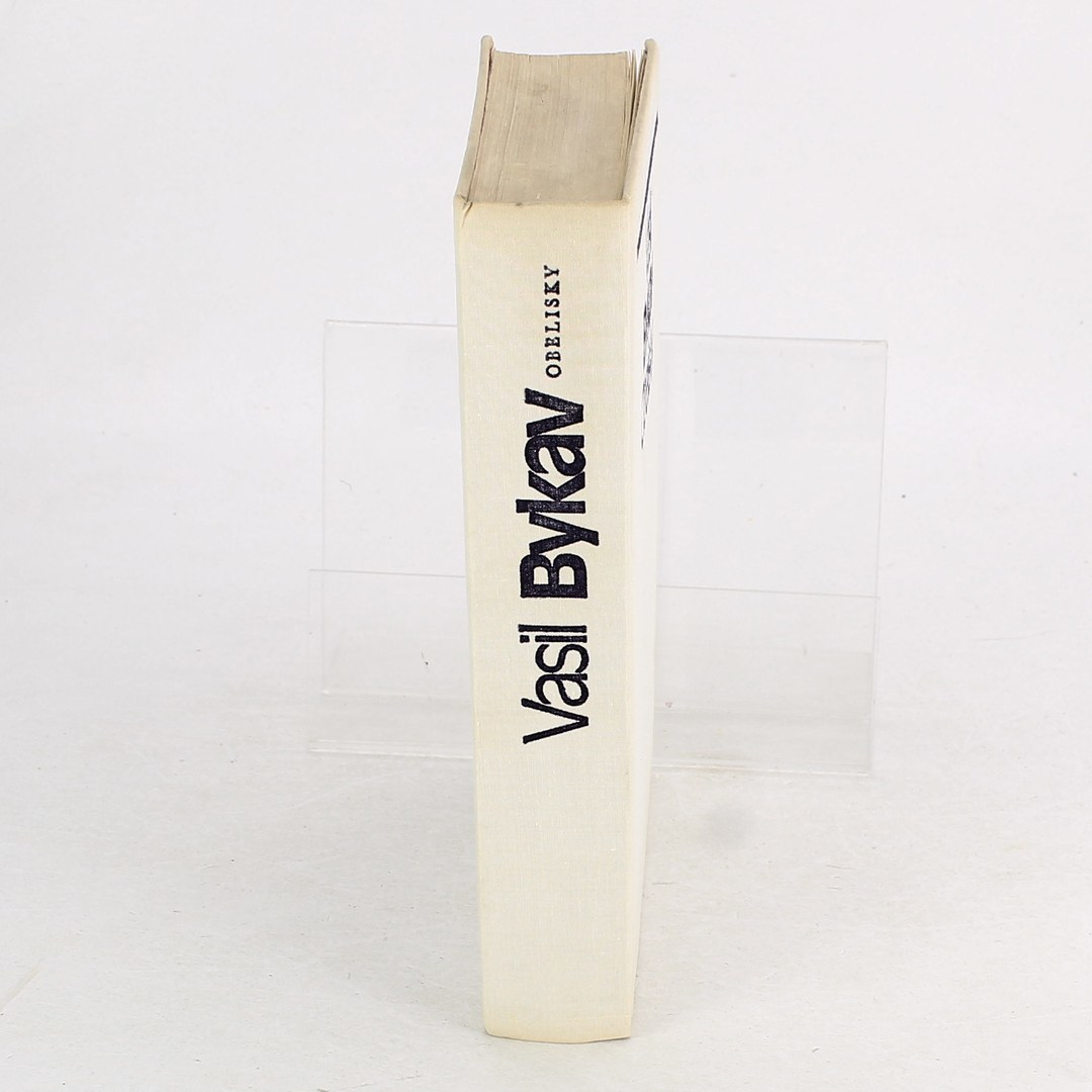Vasil Bykav: Obelisky odeon