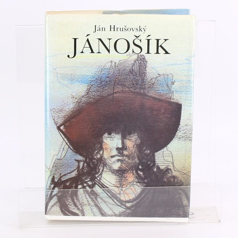 Kniha J. Hrušovský: Jánošík