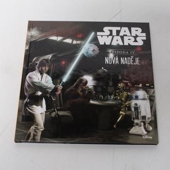 Kniha pro děti Star Wars IV: Nová naděje