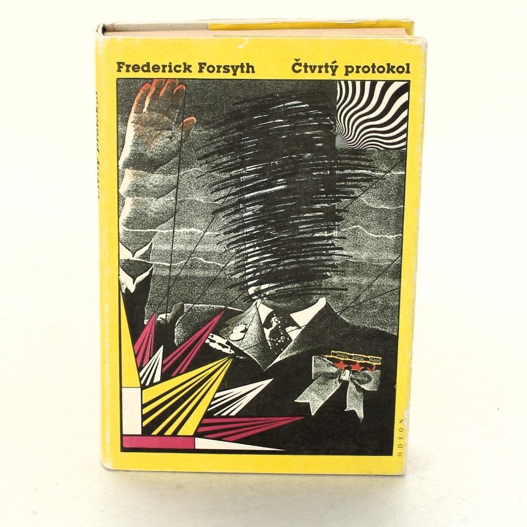 Kniha Čtvrtý protokol Frederick Forsyth