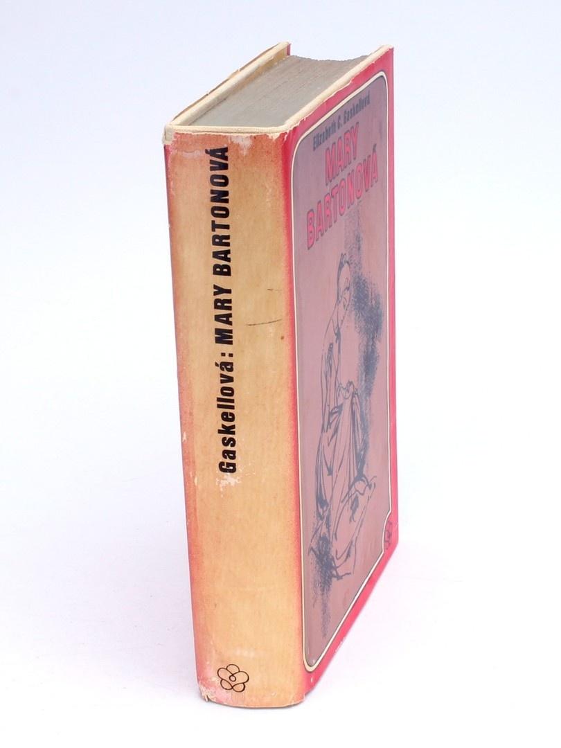 Kniha Elizabeth Gaskell: Mary Bartonová