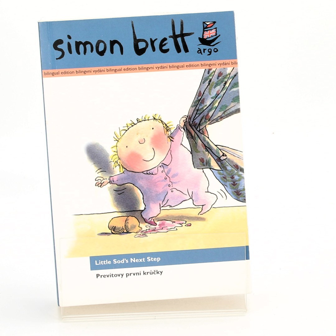 Simon Brett: Prevítovy první krůčky/ Little