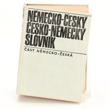 František Widimský: Německo-český a česko-německý slovník…
