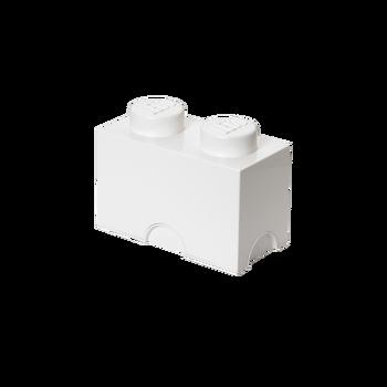 Úložný box Lego 4002 bílý