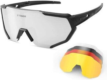 Cyklistické brýle X-TIGER Polarized Tr90