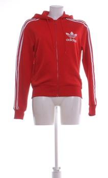 Dámská mikina Adidas červená