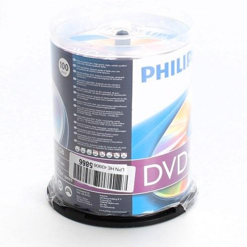 DVD-R Philips 4,7 GB / 120 min