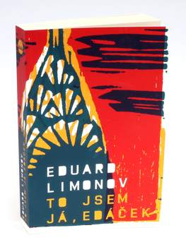 Kniha Eduard Limonov: To jsem já, Edáček
