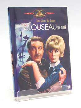 DVD film: Komisař Clouseau na stopě
