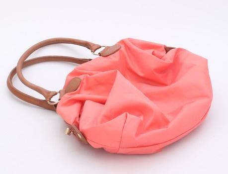 Dámská kabelka do ruky, růžová