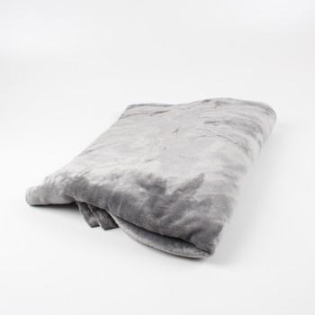 Deka Bedsure šedé barvy 160 x 200 cm