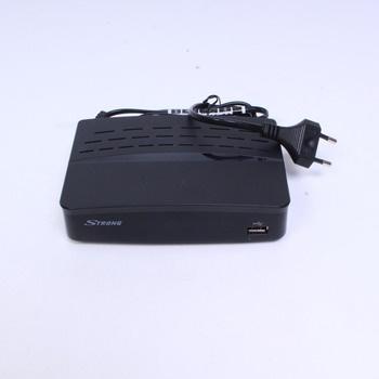 HD přijímač Strong SRT 8209 černý
