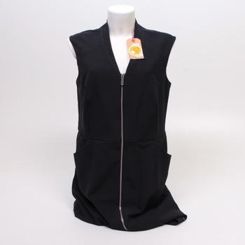 Dámské letní šaty DDP na zip