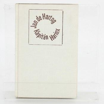 Kniha Jan de Hartog: Kapitán Harinx