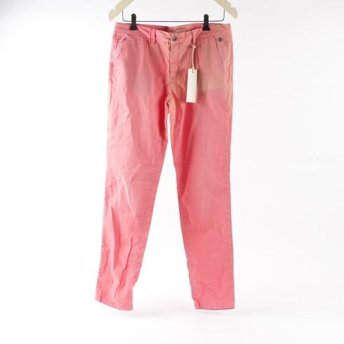 5de98d4316d Dámské kalhoty Pepe Jeans korálové barvy - bazar