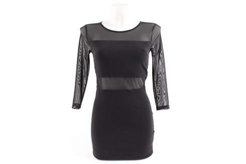 Dámské šaty H M Divided černé - bazar  a4123f432f