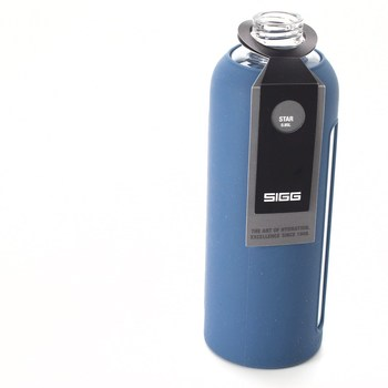 Láhev na pití Sigg 8649.7 Star Glass modrá