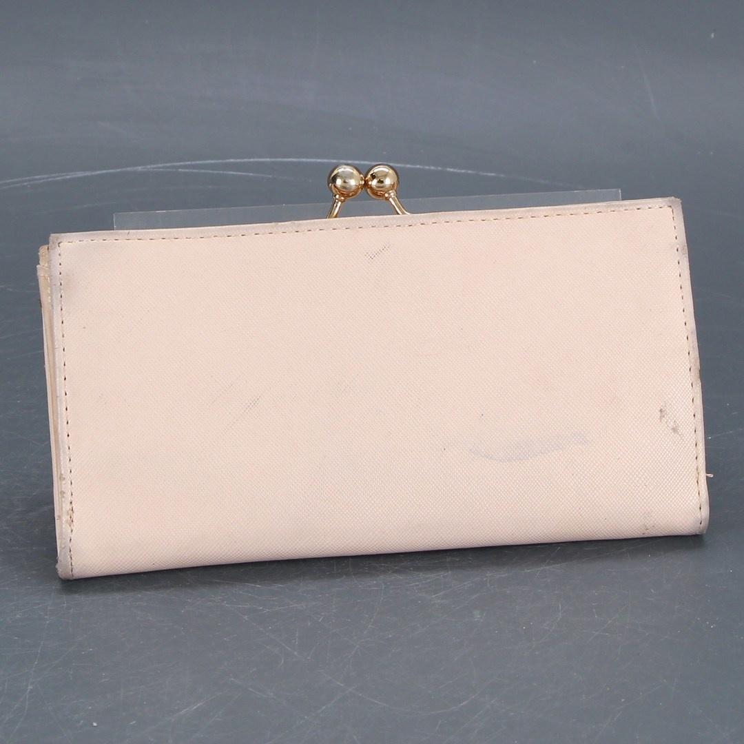 Dámská růžová peněženka Atmosphere