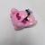 Autíčko Disney Minnie růžové barvy