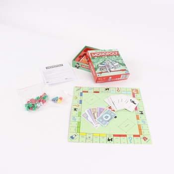 Společenská hra Hasbro Monopoly Mini IT