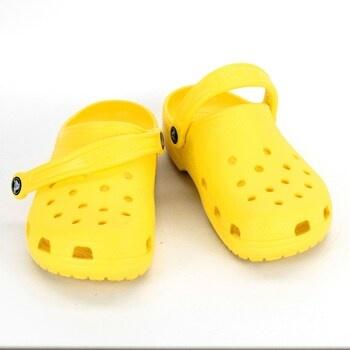 Dámské boty Crocs 204536 žluté