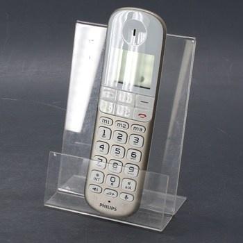 Bezdrátový telefon Philips XL4951S