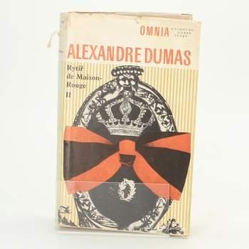 Rytíř de Maison-Rouge II - Alexandre Dumas