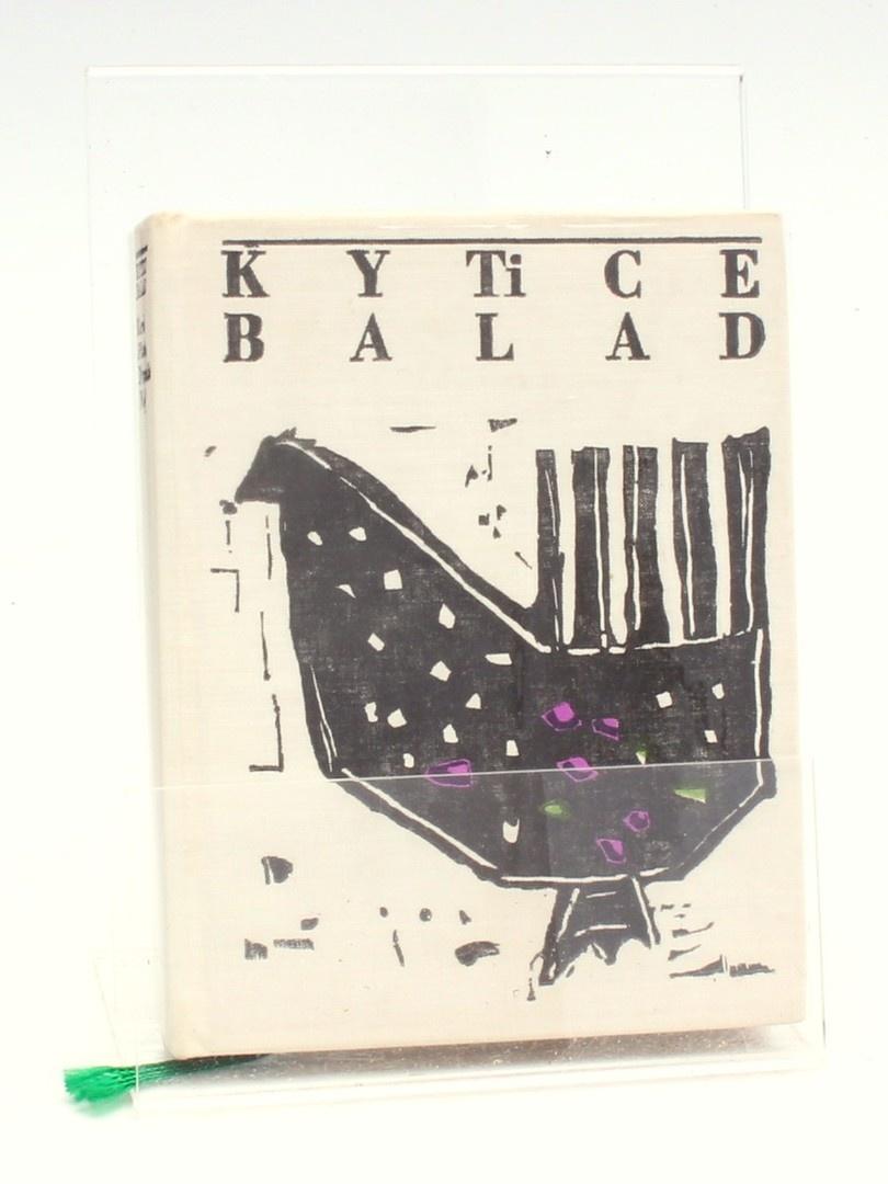 Kniha Karel Plíska, František Volf: Kytice balad