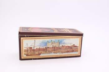Krabice od skotské whisky