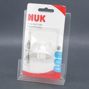 Náhradní silikonové pítko Nuk
