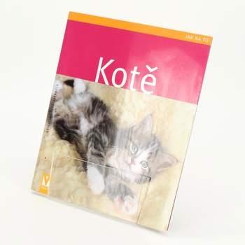 Kniha Kotě Brigitte Eilert