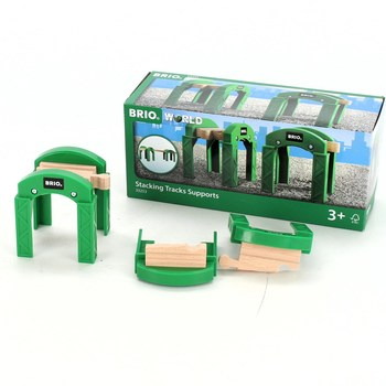 Mosty Brio Stacking Tracks Supports 33253