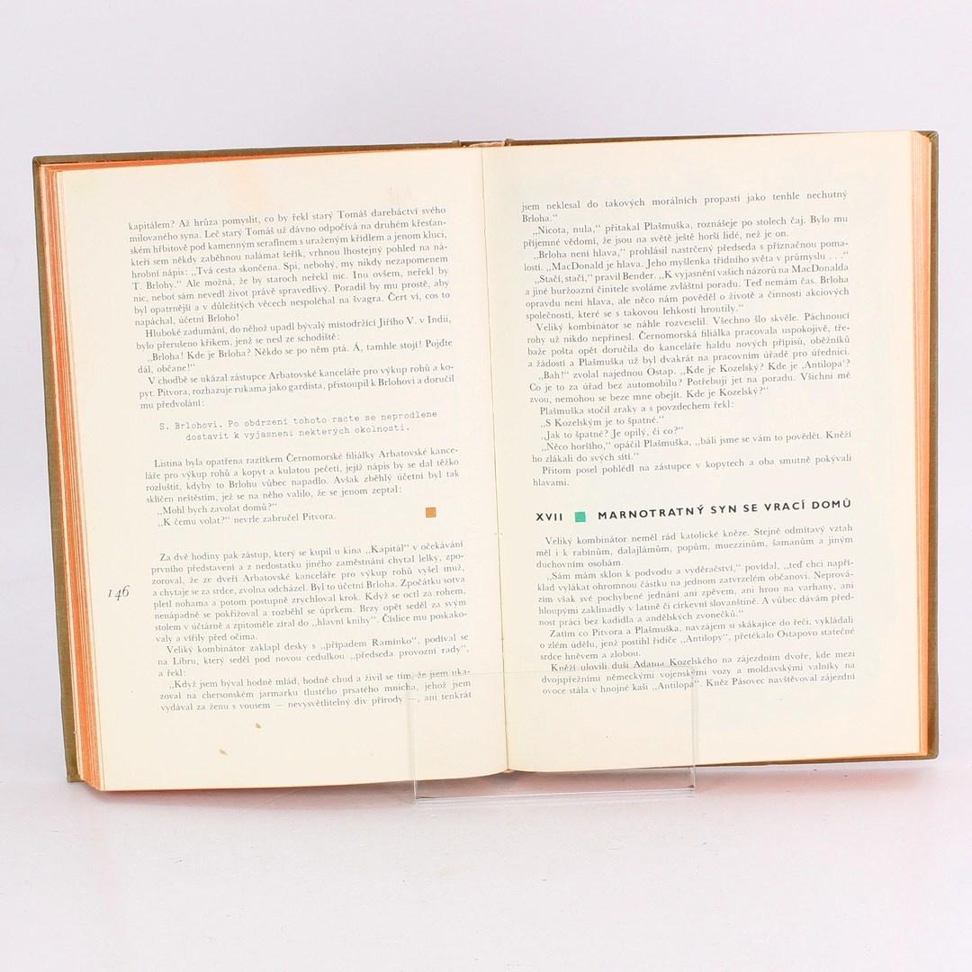 Kniha I. Petrov: Zlaté tele