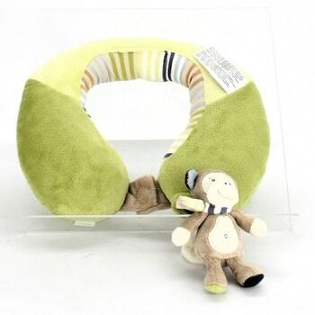 Dětský polštář Fehn Opice 081763