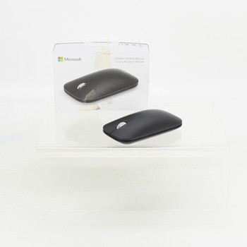 Bezdrátová myš Microsoft Modern Mouse černá