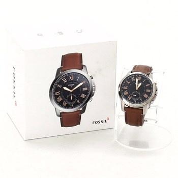 Chytré hodinky Fossil Hybrid Q Grant FTW1122