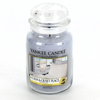 Svíčka Yankee Candle A Calm and Quiet Place