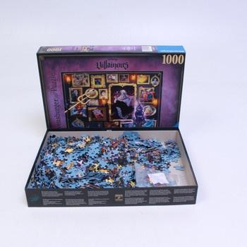 Puzzle 1000 Ravensburger 15027 Villainous