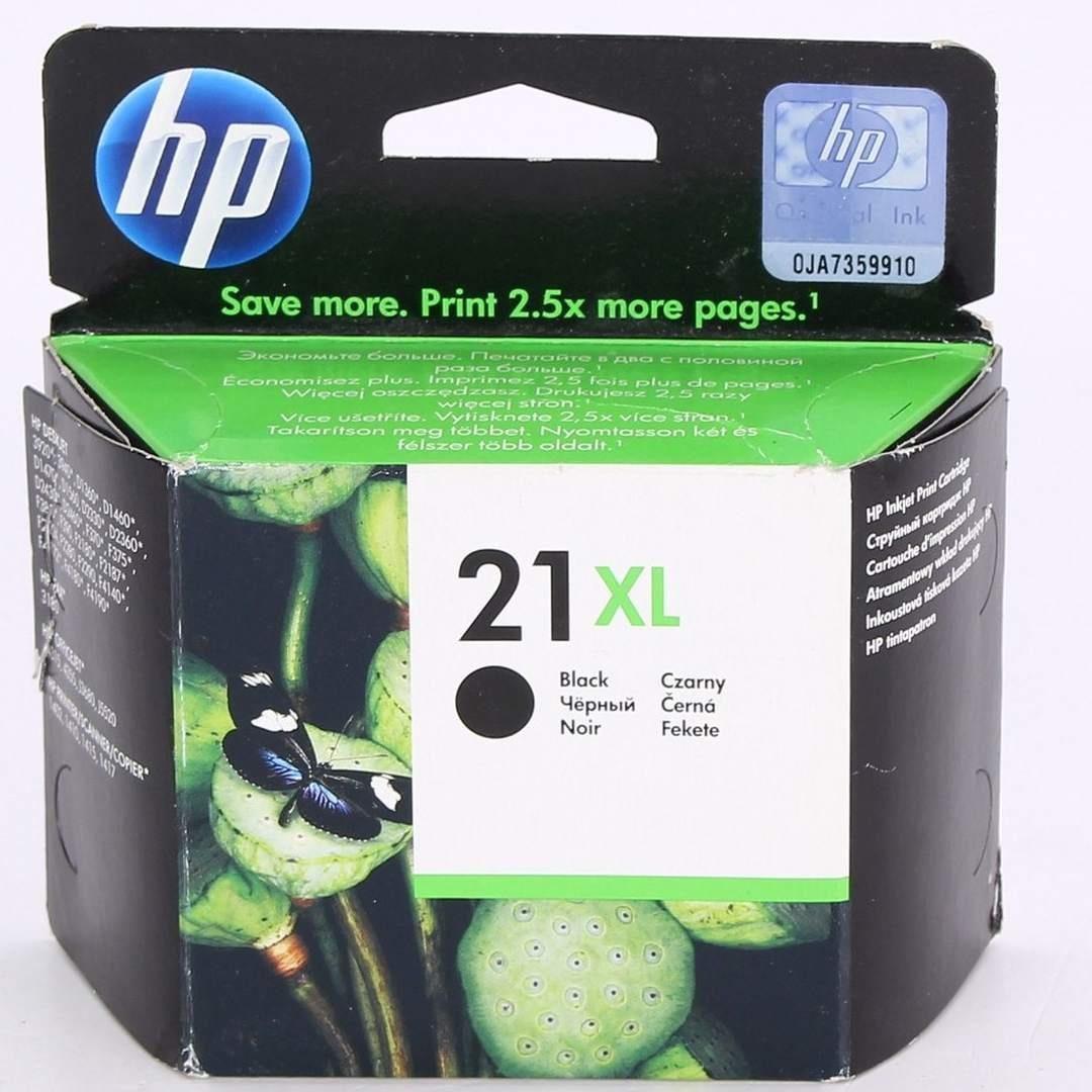 Cartridge HP 21 XL