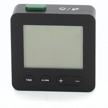 Digitální budík TFA 60.2545.01 černý