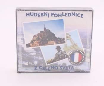 3 CD Hudební pohlednice z celého světa: Francie