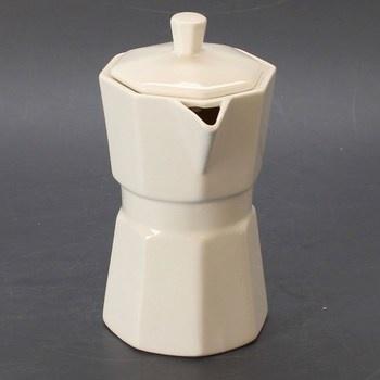 Kávovar Seletti 10580 bílý