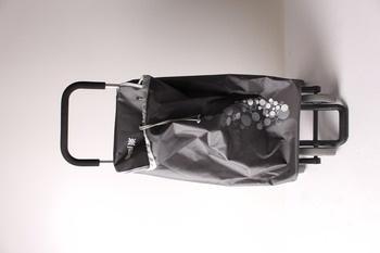 Nákupní vozík Gimi Twin Grey 1.50804E+12