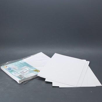 Fotokartony Folia bílé DIN A4 614/5500