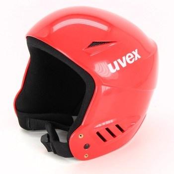 Univerzální helma Uvex červená