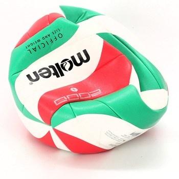 Volejbalový míč Molten z umělé kůže