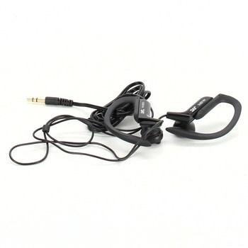 Sluchátka za uši JVC HA-EB75 černá
