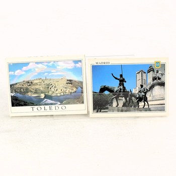 Fotopublikace: Madrid a Toledo