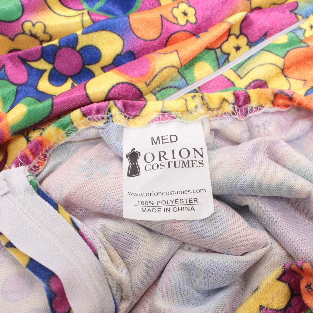 Orion costumes Med dlouhý rukáv