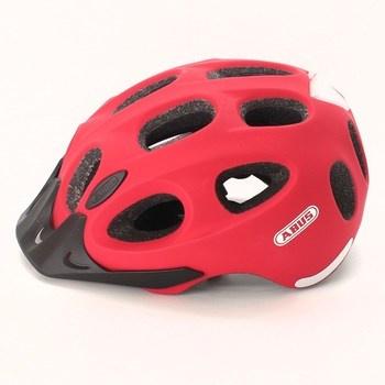 Cyklistická helma Abus Youn I Ace červená